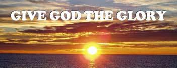 GiveGodTheGlory